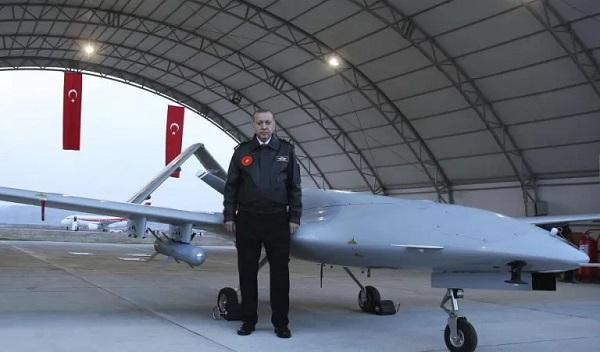 एर्दोगन बोले- सऊदी अरब खरीदना चाहता है तुर्की का ड्रोन, तुर्की ड्रोन ने कराबाख की जीत में ... - Naiduniya24