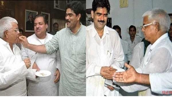 Shahabuddin and lalu yadav news