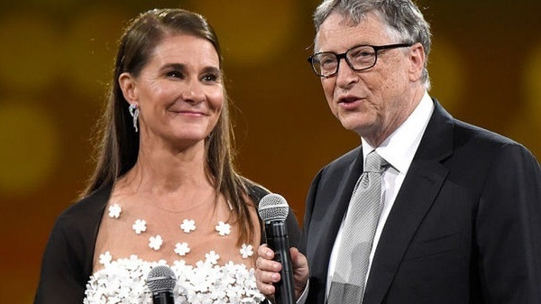 bill gates and melinda marriage