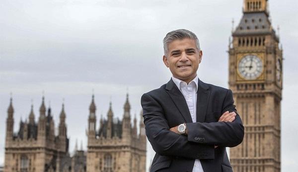 sadiq khan londons mayor