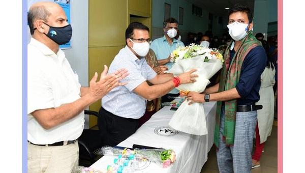 health officer aquib shaikh
