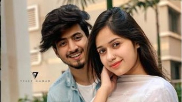 jannat zubair faisal shaikh latest video
