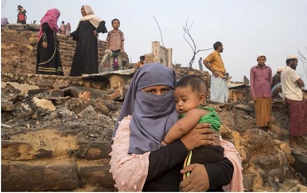 saudi arab help rohingya