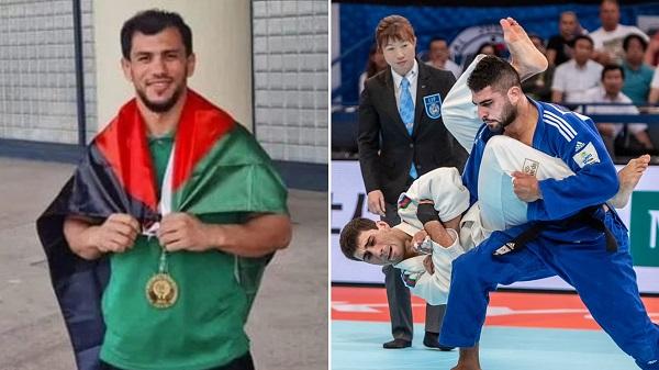 algerian judoka fethi nourine