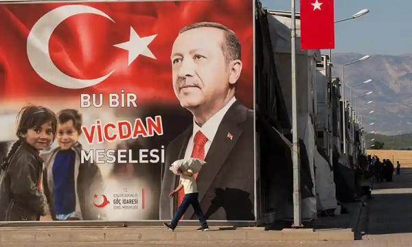 erdogan return syrian refugees