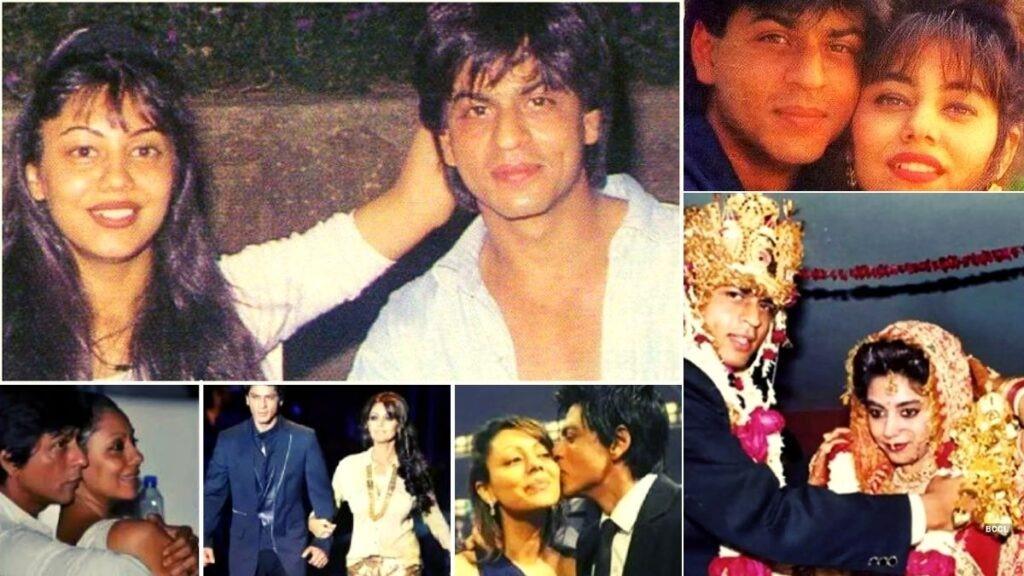 shahrukh khan gauri khan love story hindi